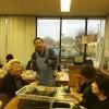 卯月苔玉教室楽しかった!皆さんのおかげです。